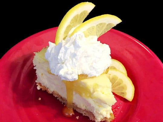 When life gives you lemons, bake a cake