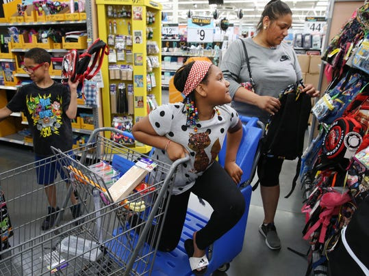 Stores try to make back-to-school shopping chaos easier on parents