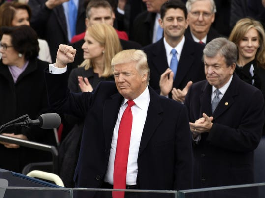 News: Presidential Inauguration