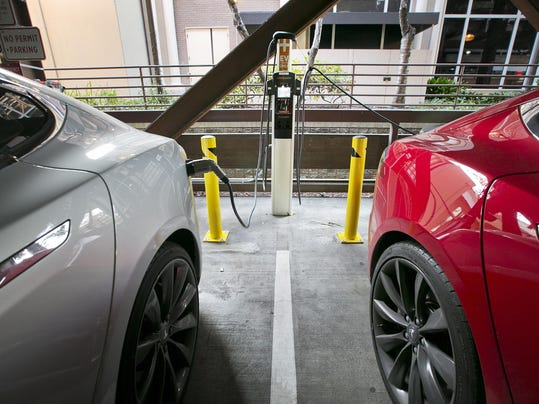 Should utilities build charging stations for electric cars?