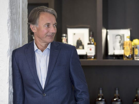 Beam Suntory CEO rides whiskey boom at home and abroad