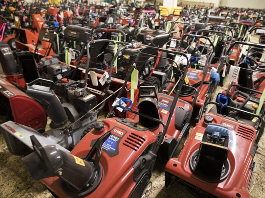 Winter is coming, and storing seasonal toys and tools has become big business