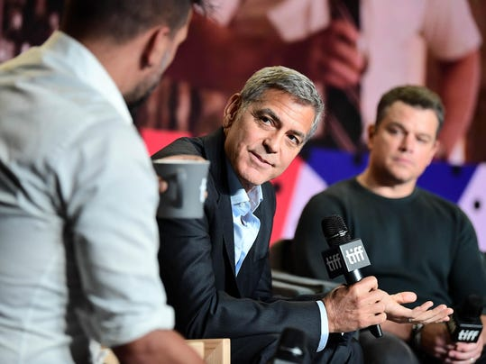 """Suburbicon"" Press Conference - 2017 Toronto International Film Festival"