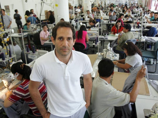 American Apparel CEO Sued For Harrassment