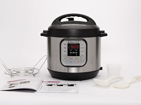 Instant Pot 7-in-1 multi-cooker is hot for the holidays
