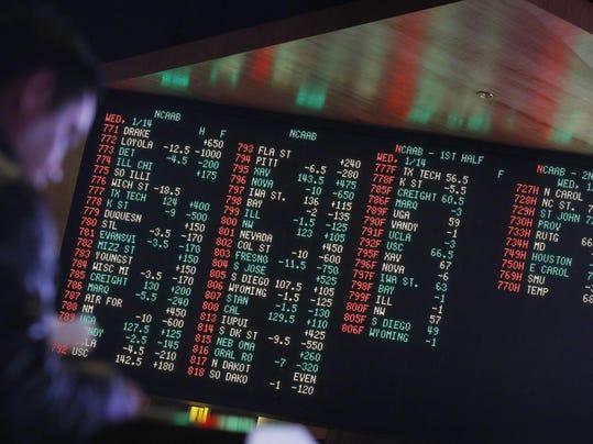 Sports Gambling Generation Gap