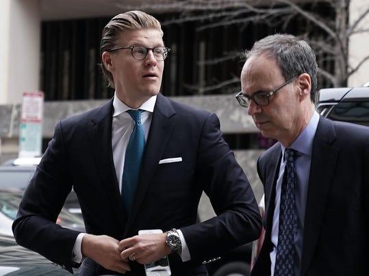 Attorney Alex Van Der Zwaan Sentenced With Making False Statements During Mueller's Russia Investigation