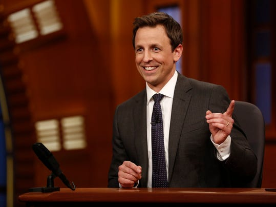 Late Night with Seth Meyers - Season 1
