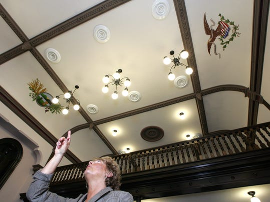 Renovations made in the Coshocton County Courthouse
