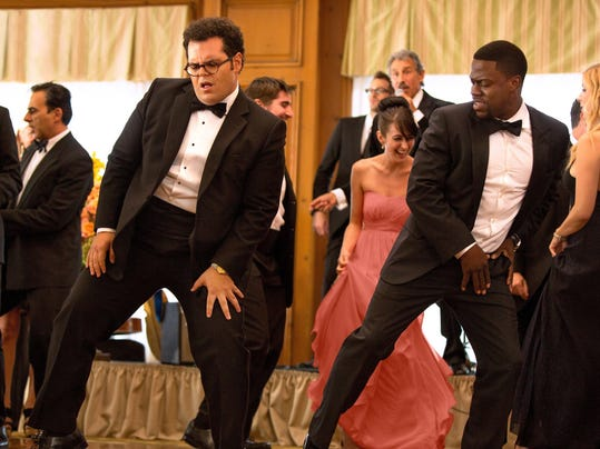 'Wedding Ringer' is a winner