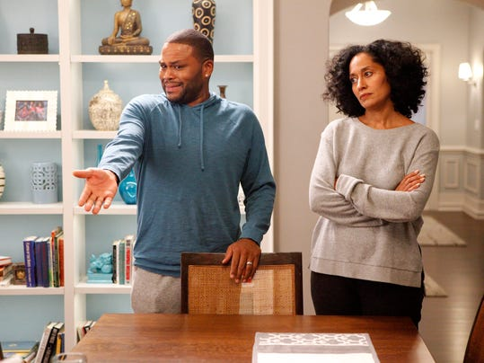 Anthony Anderson, Tracee Ellis Ross
