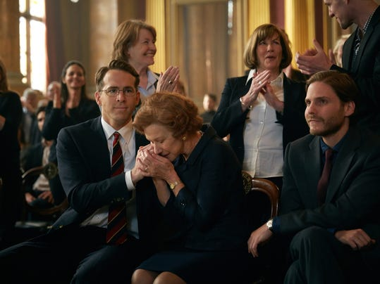 Movie review: 'Woman in Gold' merits a bronze