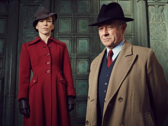 The last of 'Foyle's War' returns in February