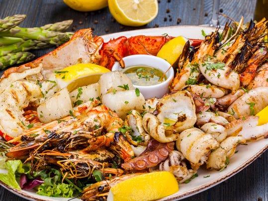 Palm Coast Seafood Restaurants