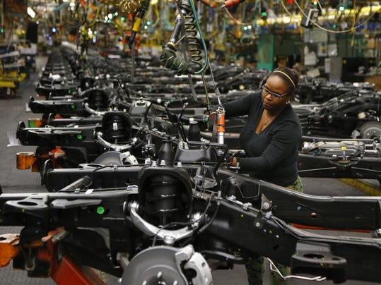 Proposed $1.29B expansion of GM Arlington plant may signal big changes