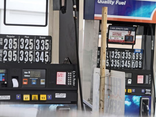 Albany Gas Prices >> New York's gasoline taxes highest in continental U.S.