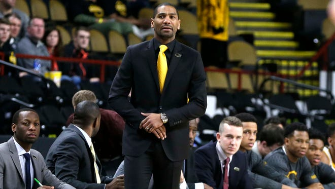 UWM men's basketball coach LaVall Jordan and his Panthers have played well late in the season.