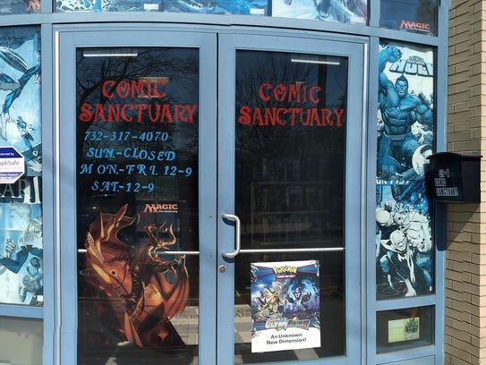 Comic Sanctuary, a New Brunswick hot spot for geeks