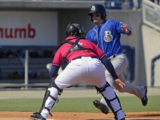 Wahoos vs Shuckers Sunday 3
