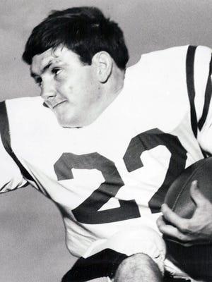 Ole Miss legendary athlete Doug Cunningham