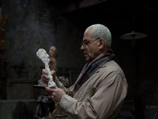 """Tony Shalhoub as Diego Giacometti in """"Final Portrait."""""""