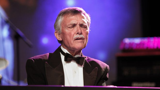 John Harmon will be honored Wednesday at the Lawrence University Jazz Ensemble's spring concert.