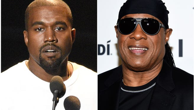 Kanye West's comments about slavery have received criticism from Stevie Wonder.