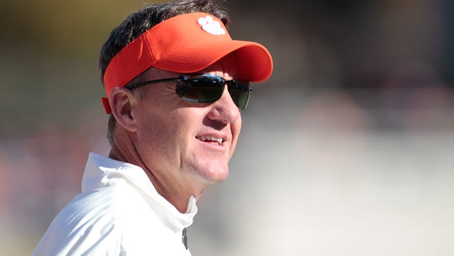 Chad Morris is the new head coach at SMU.