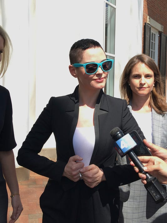 AP ROSE MCGOWAN DRUG CHARGE A ENT USA VA