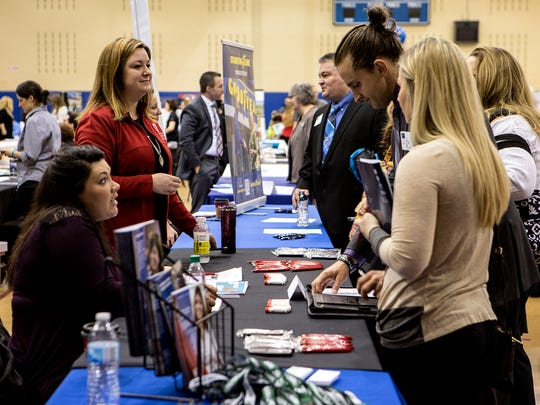A tight job market has prompted many Licking County companies to aggressively seek new talent to fill open positions.