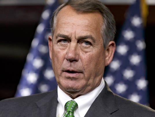 AP Islamic State Iraq Boehner
