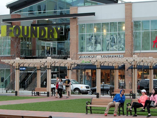 Liberty Center has applied for to become a DORA – designated outdoor refreshment area and visitors may be able to take adult beverages outside by spring.