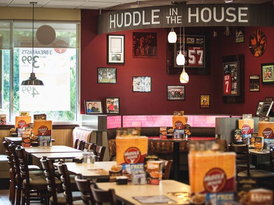Huddle House currently has about 360 locations in 23 states, according to its website.