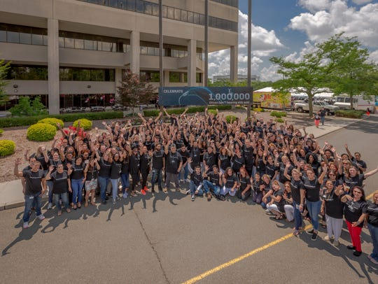 On July 26, Oticon employees gathered at the US headquarters