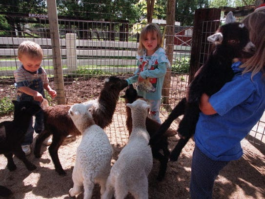 Bear Den Zoo and Petting Farm