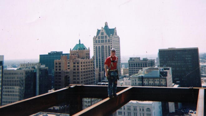 Patrick Santini became a journeyman ironworker at the age of 23 and used his knowledge of iron to develop ModTruss.