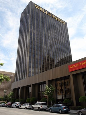 The 21-story Wells Fargo building in Downtown El Paso was bought in 2008 by the Boderplex Realty Trust.