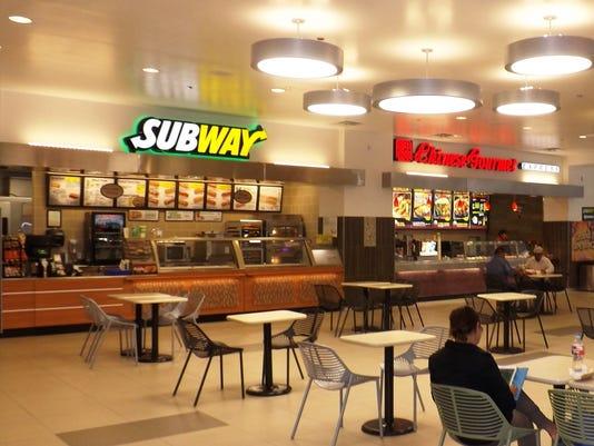 Bassett Place food court