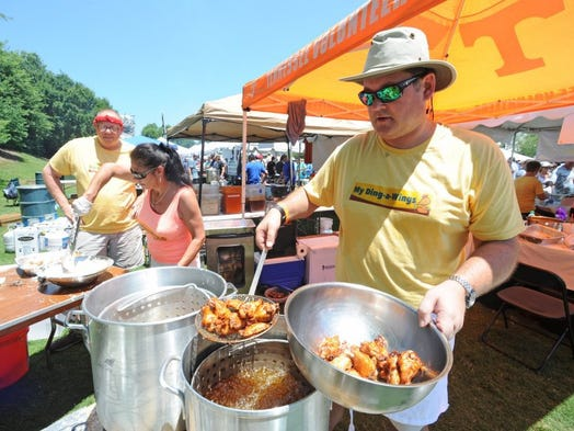 Second Harvest Food Festival Knoxville