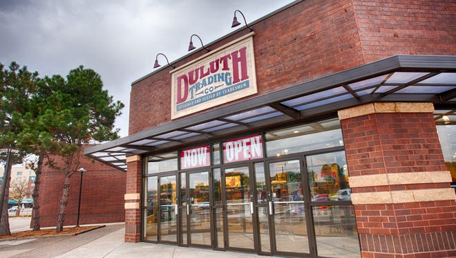 Duluth Trading Co.'s core business is online and catalog sales, but they do have five locations in Minnesota and Wisconsin.