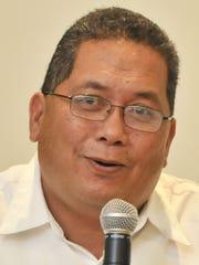 Sen. Frank Blas Jr., R-Barrigada