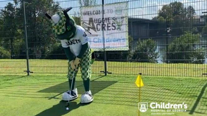 Families now have another opportunity for fun at SRP Park while also benefiting Children's Hospital of Georgia - playing a round at Auggie's Acres. The 9-hole miniature golf course opens Oct. 19 in the Kids Zone.