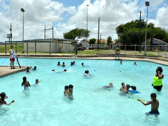 corpus christi pools to open for memorial day weekend
