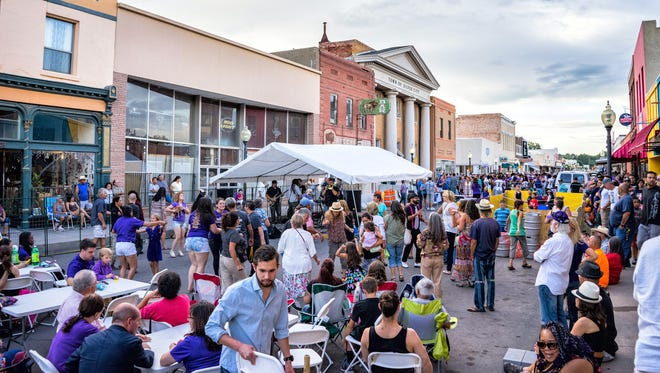 Western New Mexico University's Welcome Back Bash will take place Aug. 11 in downtown Silver City.