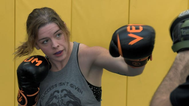 Female Mma Fighter Wants To Make Knoxvillians Superheroes Welcome to lovekarmapassion.com woman fighters are undoubtedly the fittest females in the world. female mma fighter wants to make