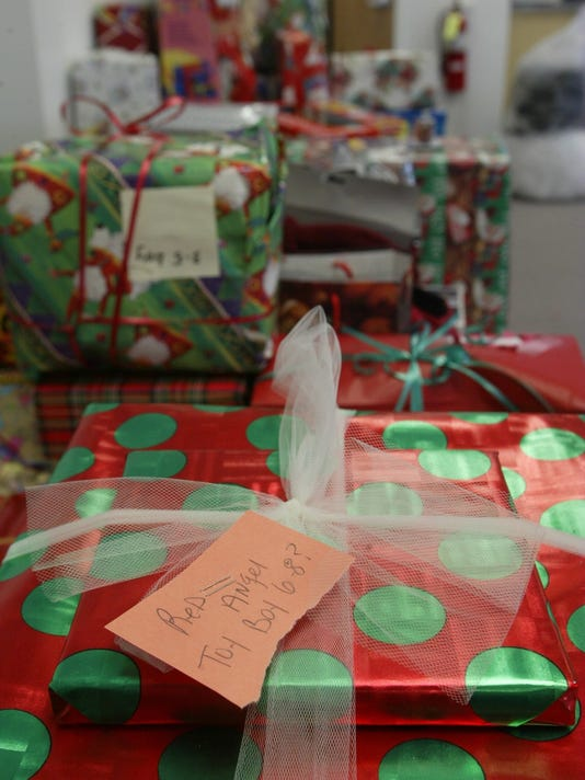 donated presents