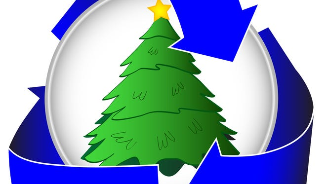 St. Cloud will pick up trees for recycling.