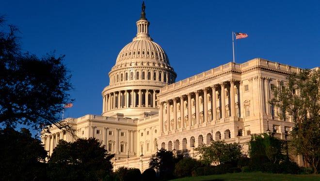 Congressional Building, Washington, D.C.