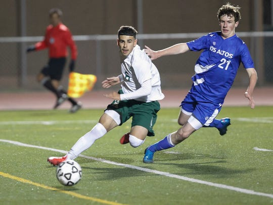 The league realignment for Monterey County high schools means many teams will play new division opponents next winter. The Gabilan League in boys' soccer will be more competitive than before, with defending Norcal Division II champions Alisal and Everett Alvarez, North Monterey County, Hollister and Watsonville welcoming Soledad.