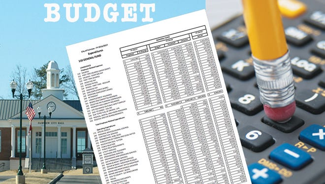 Fairview City Commission to review 2017-2018 fiscal year budget Saturday at work session in Franklin.